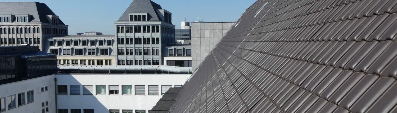 Köln - Gutachten am Bau - Sachverständiger für Dacheindeckungen, Steildächer und Dachziegel