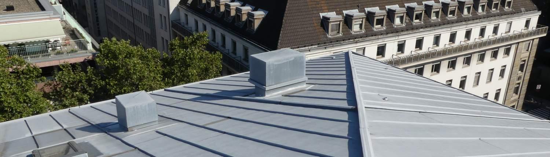 Gutachten über Flachdächer, Steildächer und Metalldächer